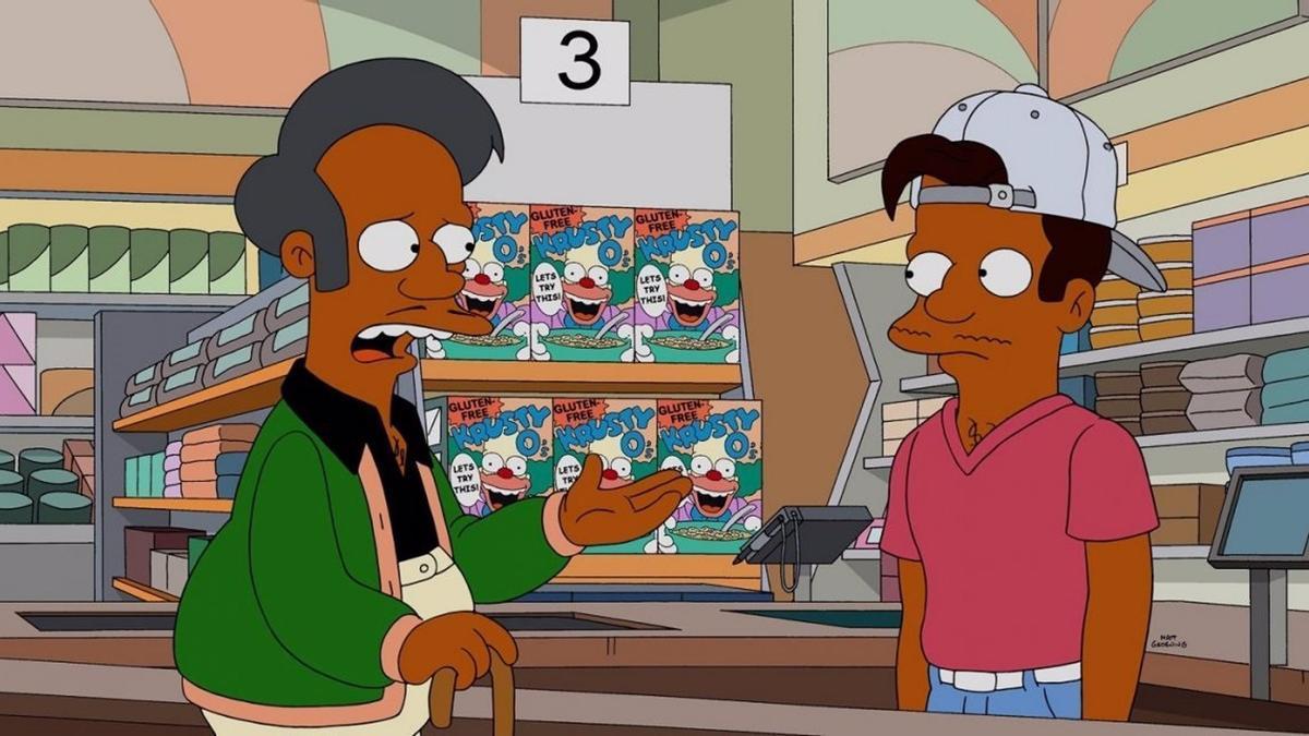 Personaje de 'Los Simpson', Apu.
