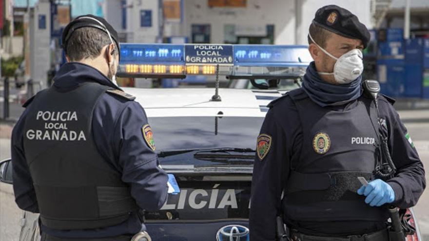 La Policía denuncia 22 fiestas no permitidas en pisos de Granada