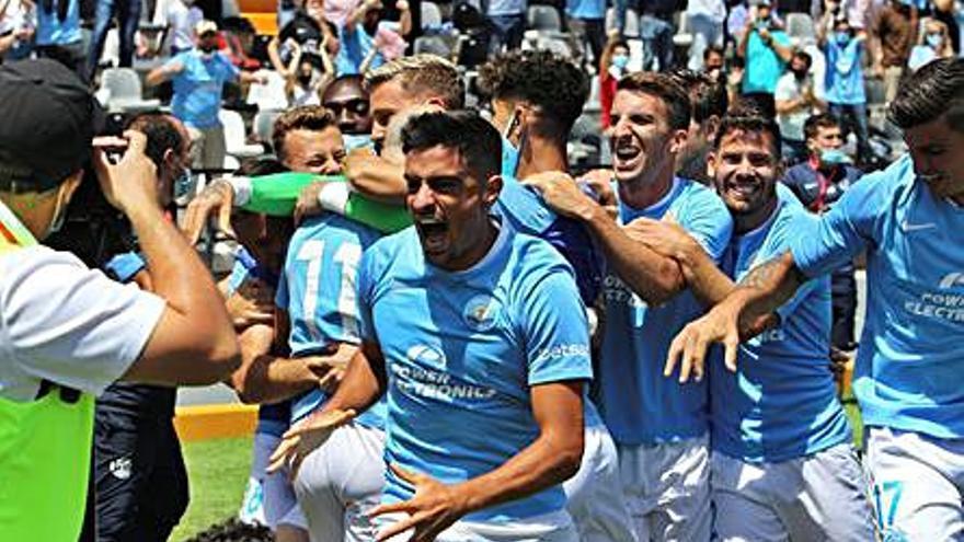 Reial Societat B, Amorebieta, Eivissa i Burgos pugen a Segona