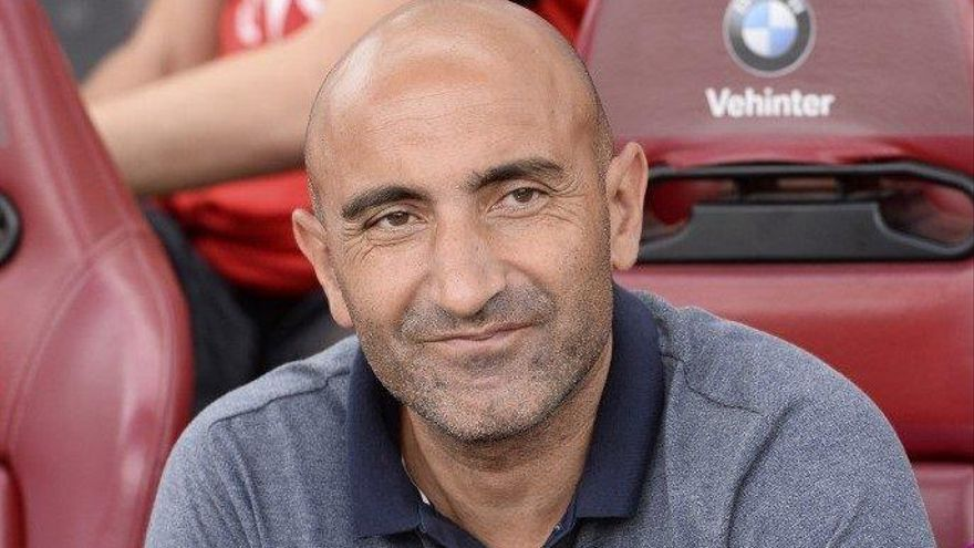 Abelardo, confirmado como nuevo entrenador del Espanyol