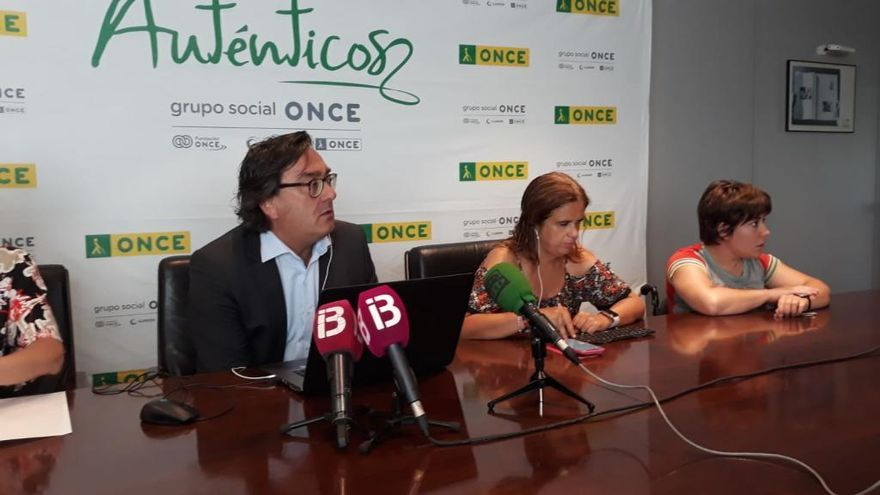 La ONCE aumentó sus ingresos en Baleares un 5,4% con la venta de cupones