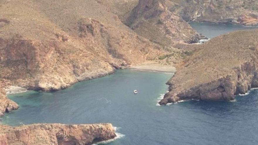 24 buceadores por día en la reserva marina de Cabo Tiñoso