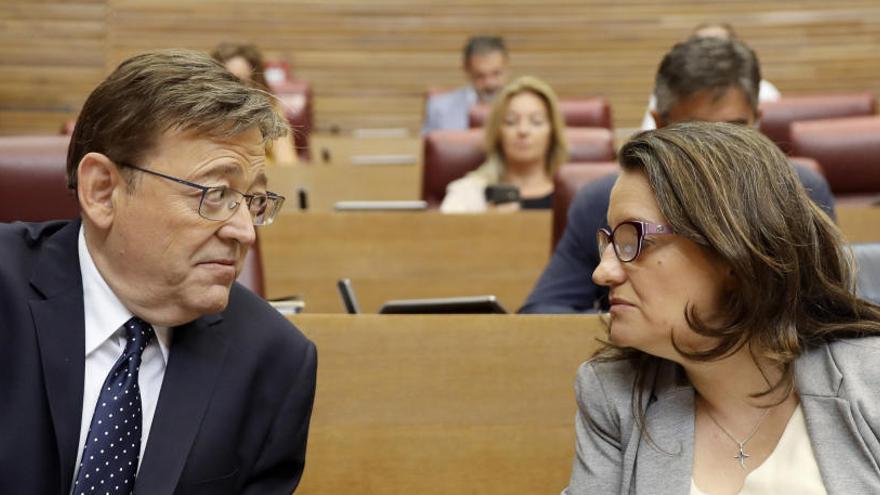 El PP aprovecha el asesinato de dos niños en Valencia para atacar a Puig y Oltra