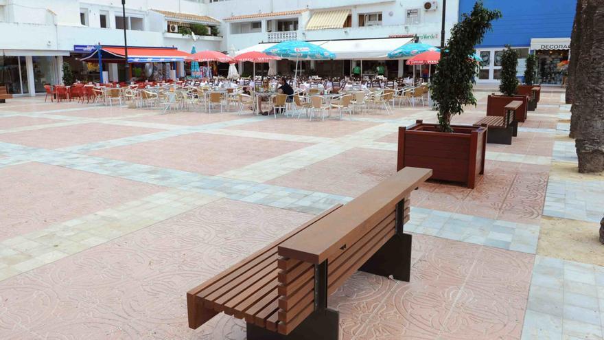 El Gobierno local aprueba las obras de ampliación de la Plaza Bohemia de La Manga