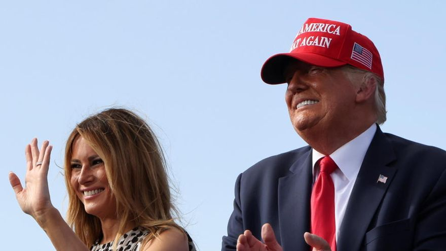"""Donald Trump dice que los demócratas quieren """"convertir a EEUU en Cuba o Venezuela"""""""