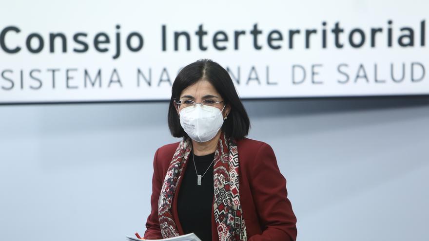 Darias anuncia la llegada a España de 4,8 millones de vacunas de Pfizer en abril