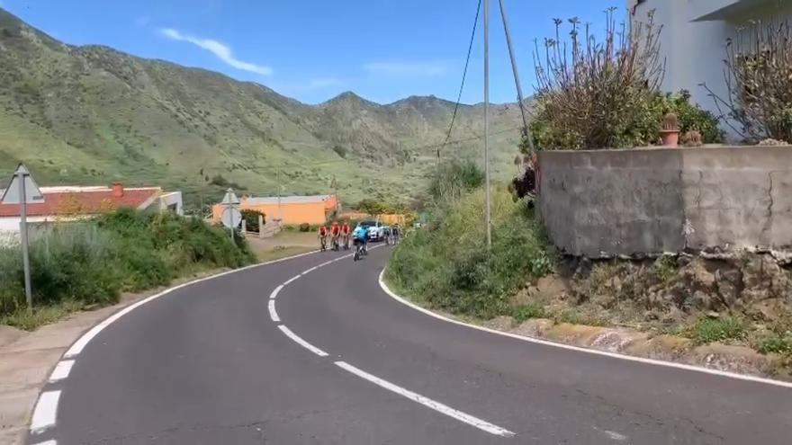 Tenerife vuelve a reunir a la élite del pelotón