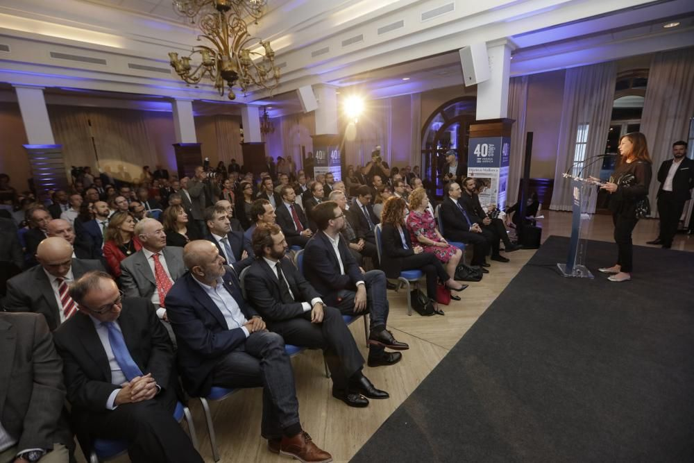 Acto del 40 aniversario de Presa Ibérica