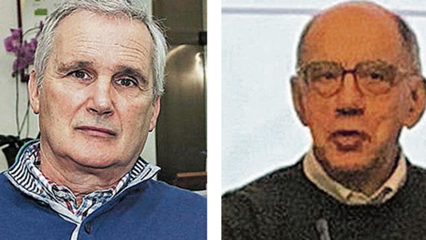 Francisco Bastida y Rafael Núñez, nuevos profesores eméritos de la Universidad