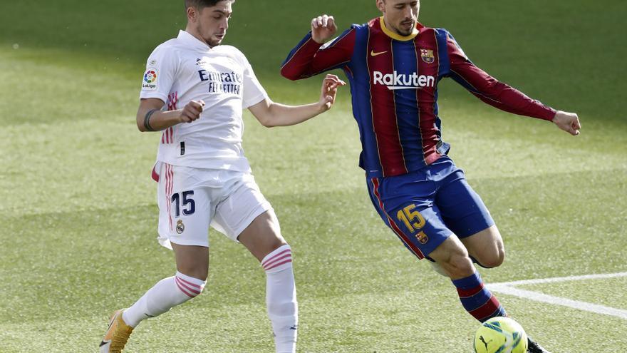 El Real Madrid se hace con el clásico frente al Barcelona