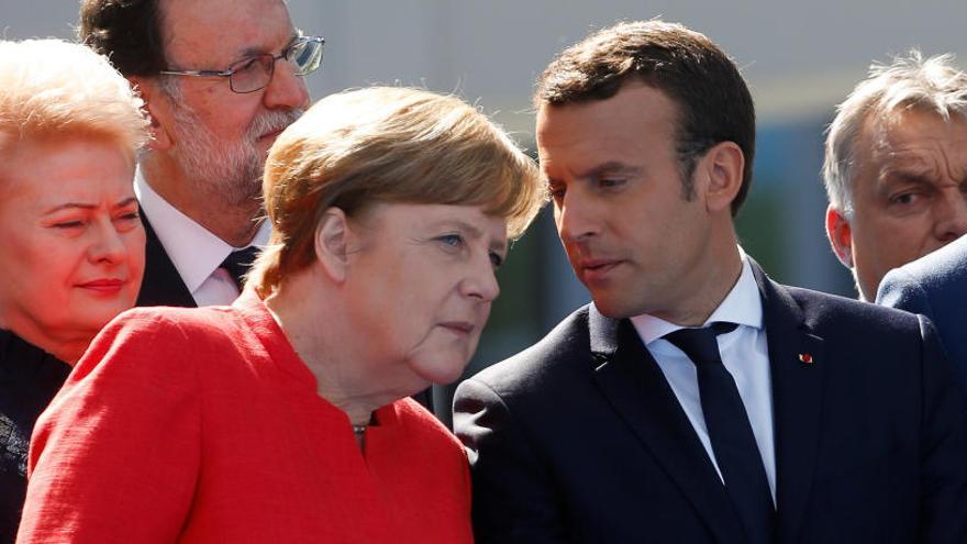"""Alemania, Francia e Italia: """"El Acuerdo de París no se puede volver a negociar"""""""