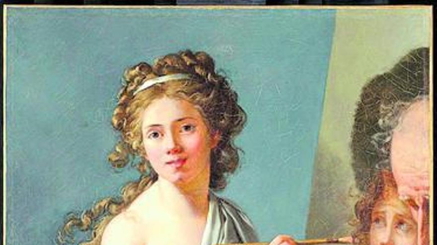 Efecto Matilda: Marie-Guillemine Benoist