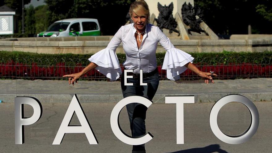 Belén Rueda vuelve a la gran pantalla con un filme de terror