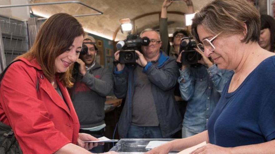 Wahlergebnisse im Überblick: Sozialisten holen Sieg auf Mallorca