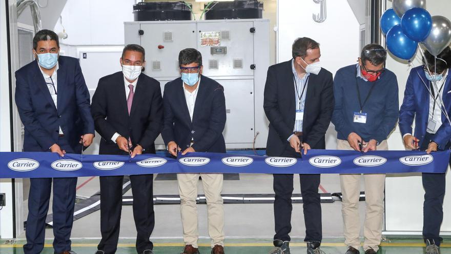 Carrier abre en Montilla un laboratorio de pruebas pionero en Europa