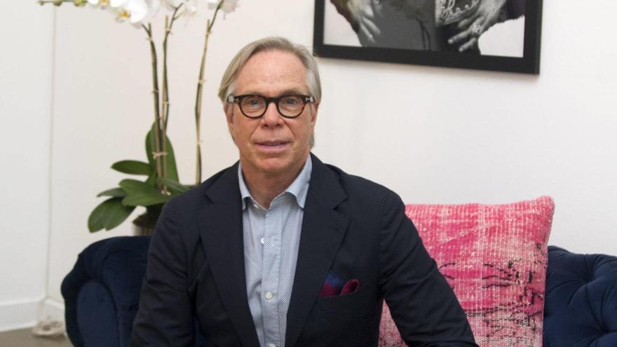 Tommy Hilfiger, 70 años del diseñador icono de la moda casual