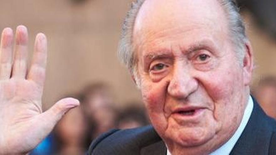 Juan Carlos I niega tener una fortuna oculta en Jersey