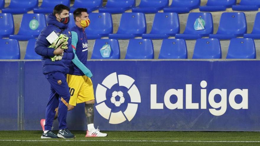 EN IMATGES | Osca - Barça
