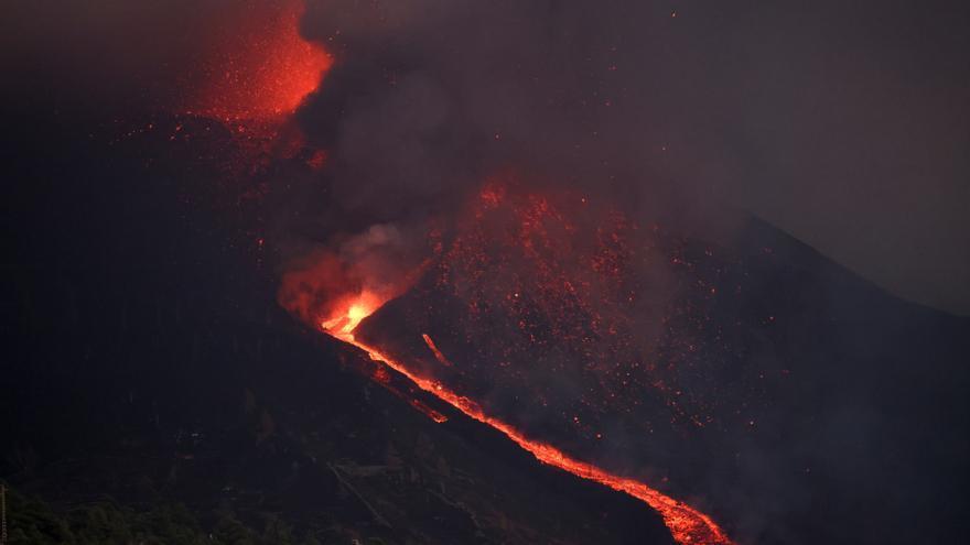 La erupción de La Palma obliga a suspender dos partidos de equipos gallegos