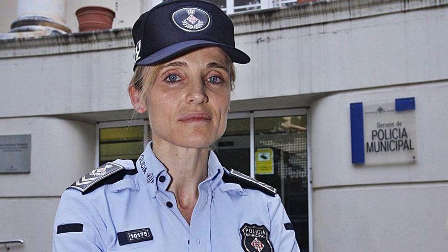 L'exsergent Ana Belén Martínez serà la número 2 de la policia de Girona