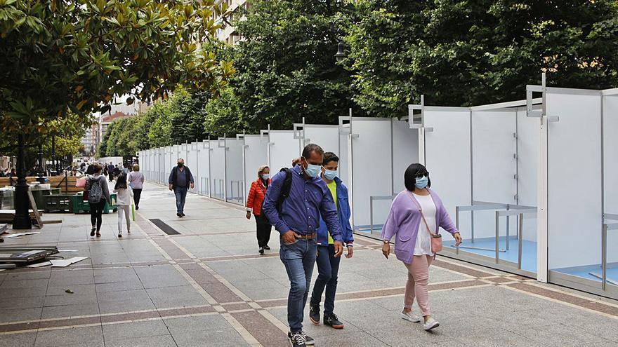 Gijón se reencuentra con la literatura: todas las claves de la feria del libro