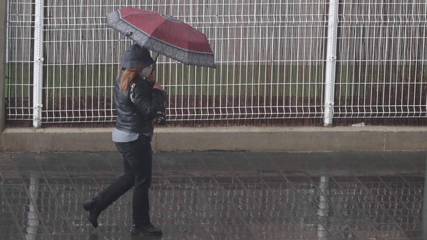 El tiempo en Valencia: ¿lloverá hoy?