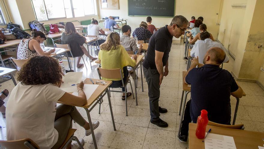 Nueva fecha para las oposiciones de Secundaria: el 15 de mayo