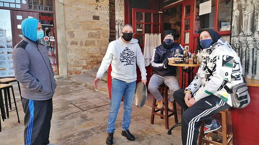 """La hostelería de Toro: """"Abrimos para intentar sobrevivir"""""""