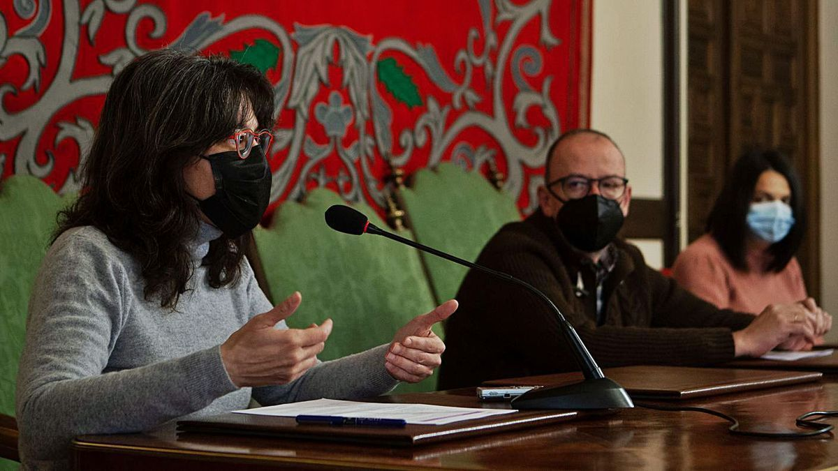 Presentación de la iniciativa en Zamora.