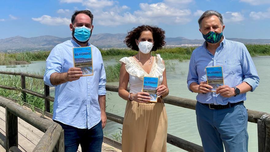 Nuevos folletos para el Parque Natural El Hondo