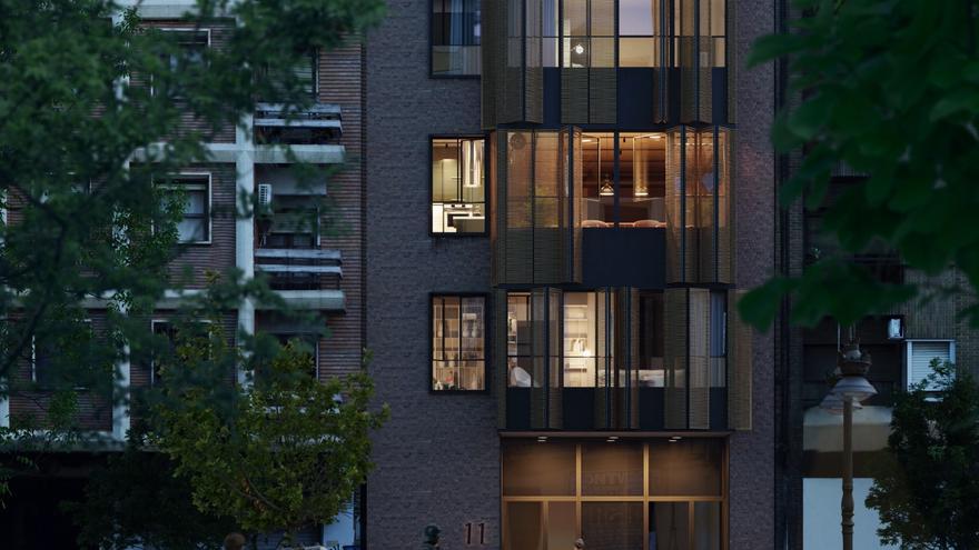 Designable es la primera marca de casas personalizadas y edificios sostenibles en el centro de las ciudades.