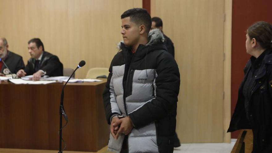 """Dos presos por el """"caso Germán"""", de nuevo ante el juez por otra agresión"""