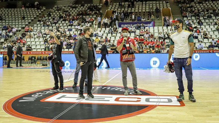 Escolta l'himne que l'Spar Girona va estrenar dimecres a Fontajau