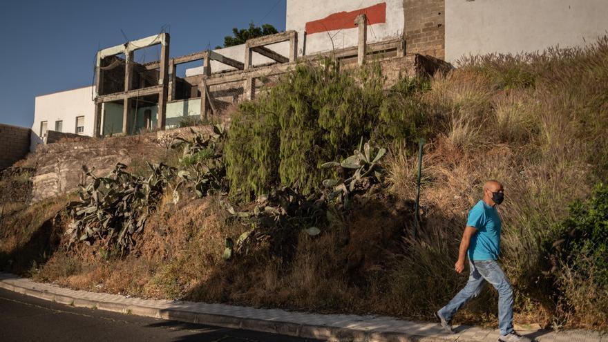 Las favelas de Santa Cruz