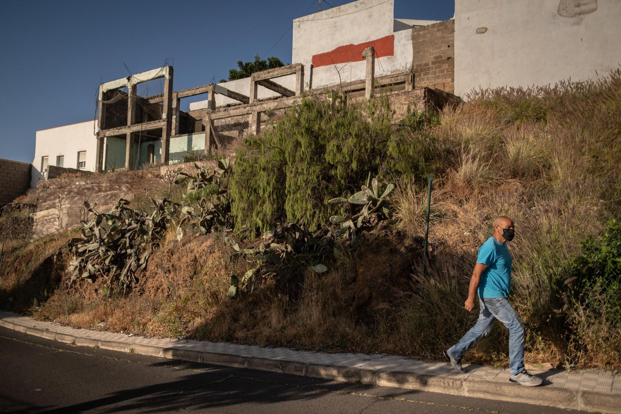 Reportaje vecinal en Las Moraditas