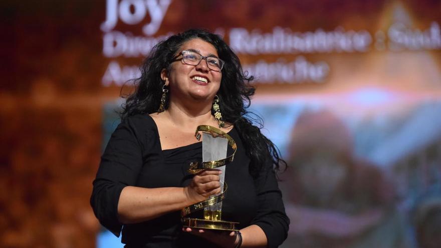 """""""Joy"""" gana la estrella de oro del festival de Marrakech"""