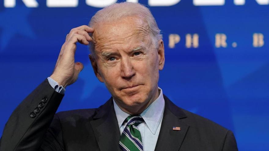 La reforma migratoria, uno de los primeros decretos de Biden