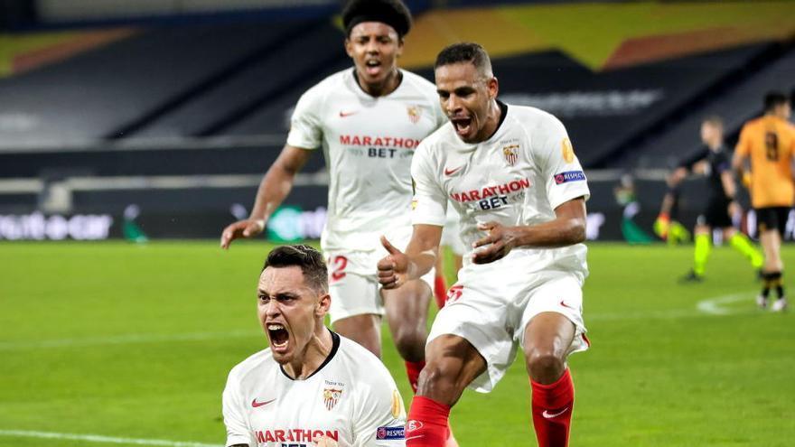 Ocampos da al Sevilla el pase a unas nuevas semifinales