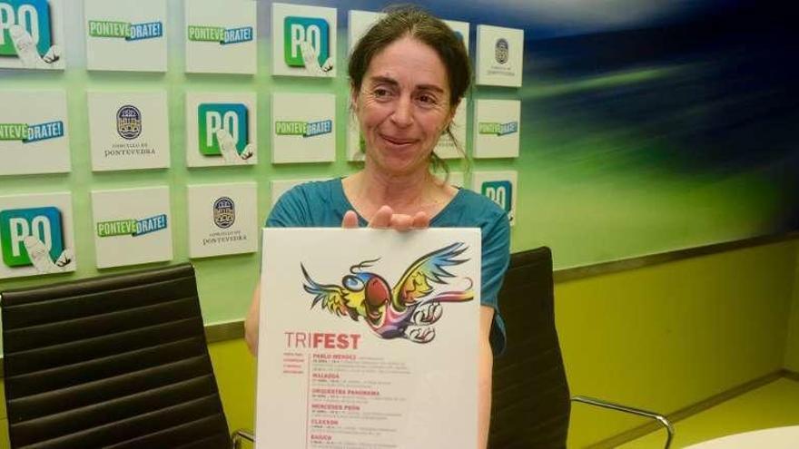 Mercedes Peón, Claxxon, Doctor Queen y Panorama amenizarán el ITU Multisport Festival