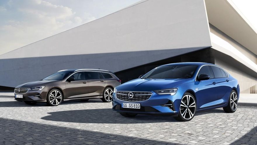 Conocemos el nuevo Opel Insignia 2021