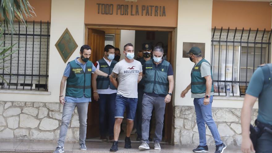 La Guardia Civil lleva a El Tuvi al rastreo en busca de Wafaa