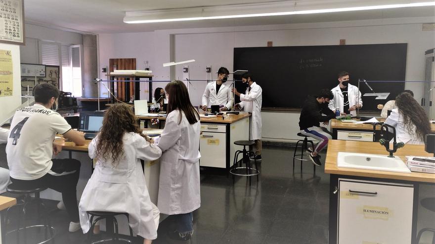 La EUPLA ofrece cinco grados punteros de la Universidad de Zaragoza que garantizan un trabajo de calidad y estable