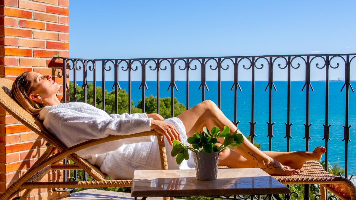 El Palasiet constituye un lugar perfecto para reponer fuerzas y disfrutar de un merecido descanso.