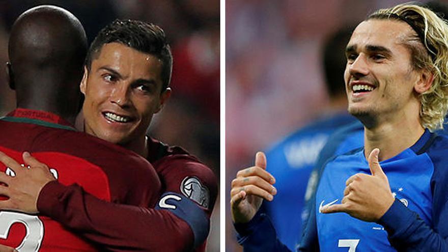 Portugal y Francia se meten en el Mundial en el último partido y Holanda se queda fuera