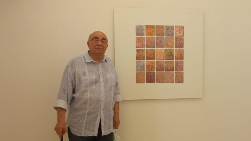 """Ewald Serra: """"En momentos de dolor, el arte me dio la alegría de vivir"""""""