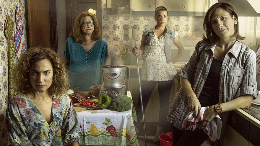 Las 'Señoras del (h)AMPA' abandonan Telecinco tras los bajos datos de audiencia del primer capítulo de su segunda temporada