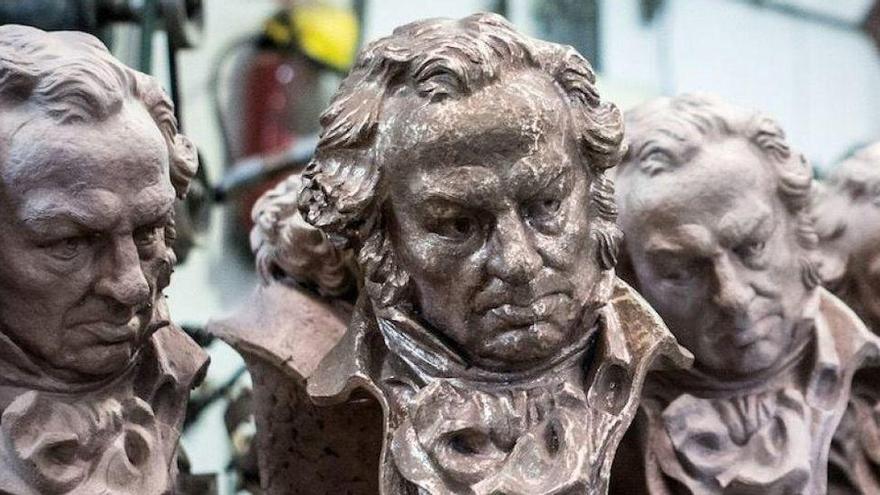 Guia de la gala dels premis Goya 2021