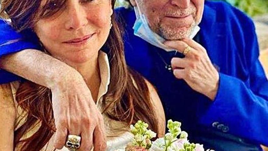 Sabina y Jimena Coronado publican la foto de su boda