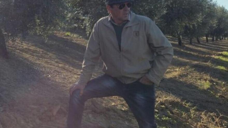 """Antonio Delgado, olivarero: """"A nivel exterior se ha ralentizado todo mucho"""""""