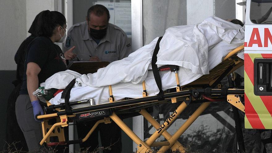 México rebasa los 200.000 fallecidos por coronavirus